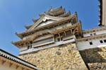 Pictures of Japan - Himeji - Himeji castle, a UNESCO World Heritage Site