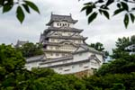 Himeji Castle, a Japanese National Cultural Treasure