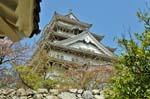 Himeji Castle, the central Donjon