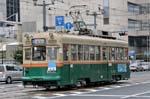 a tram or streetcar