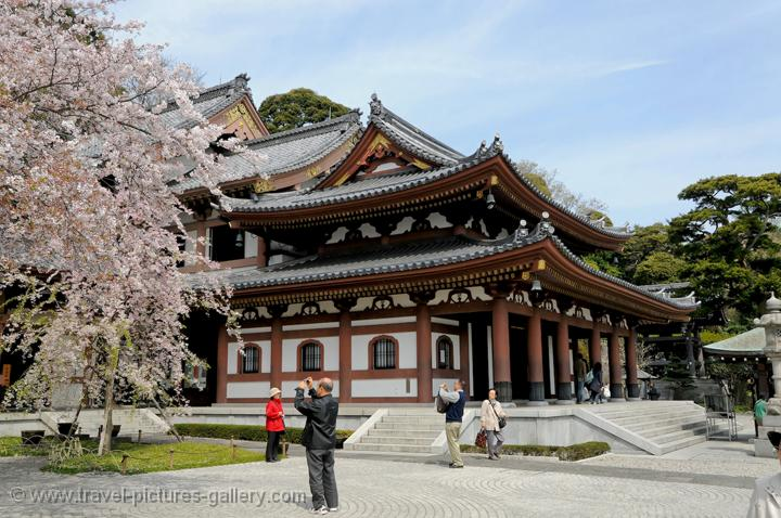 Travel Pictures Gallery- Japan-Kamakura-0013- Hase-dera, Hase Kannon temple