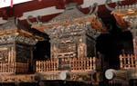 palanquin at the Tsurugaoka Hachimangu Shrine