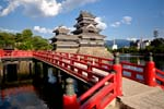 Pictures of Japan - Matsumoto - the magnificent Matsumoto Castle