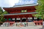 Pictures of Japan - Nikko - Rinno-ji Temple, Sanbutsudoh Hall