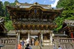 Pictures of Japan - Nikko - Toshogu Shrine, Yomeimon gate