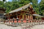 pavilion at the Toshogu Shrine
