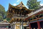the Toshogu Shrine is the mausoleum of Tokugawa Ieyasu
