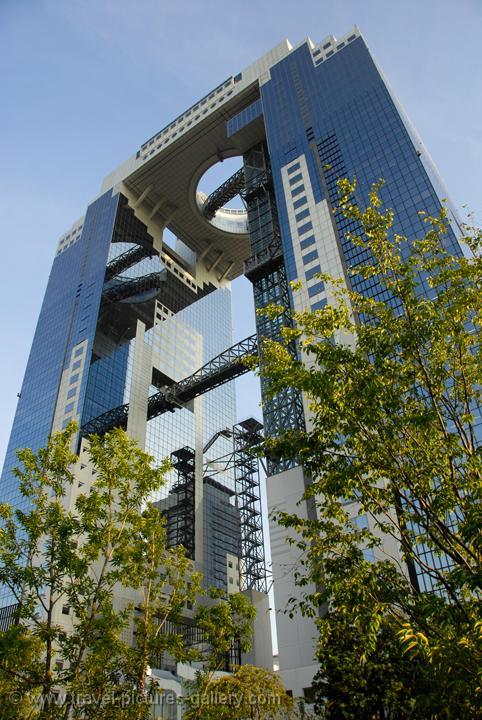 Travel Pictures Gallery Japan Osaka 0044 Umeda Sky Building