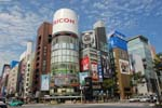 Pictures of Japan - Tokyo - Ginza, the commercial heart of Tokyo
