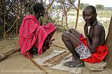 Masai People, Samburu N.P.