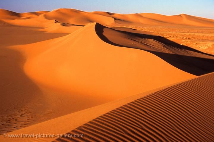 Libya - attractions and landmarks | Wondermondo