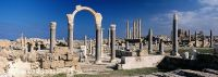 Pictures of Libya - Sabratha, Roman city, Unesco World heritage site