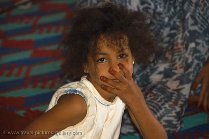 Mauritania Girls Desktops