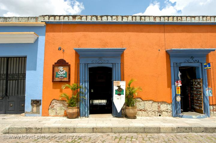 Pictures of Mexico - Oaxaca-0002 - bright colors, Spanish ...