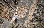 Uxmal, restoring the Archeological site