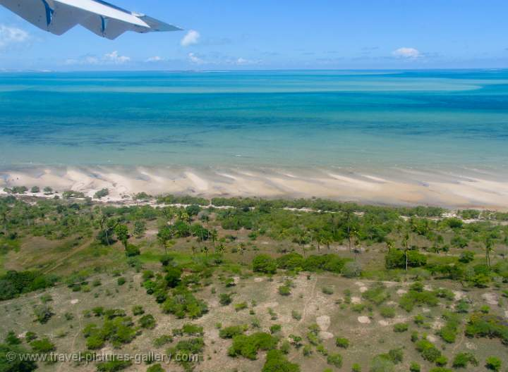 flying to Vilankulo