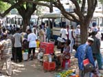 Maputo street scene