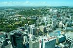 the view from the Sky Tower