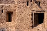Al Sulaif Fort (Ibri), mud brick architecture