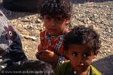 Pictures of Oman - little girls, Ibra