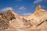 Pictures of Oman - mountain desert landscape