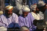 men at Nizwa market