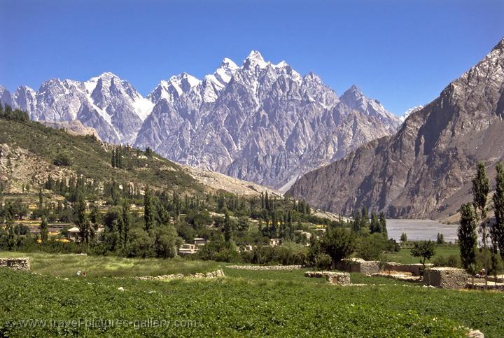 karakoram hunza 0073 - karakoram mountains