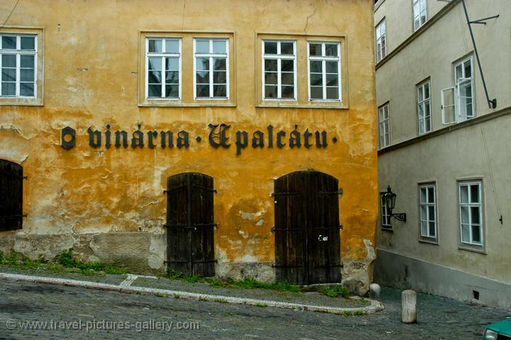 old house in Mala Strana