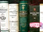 choice of whisky