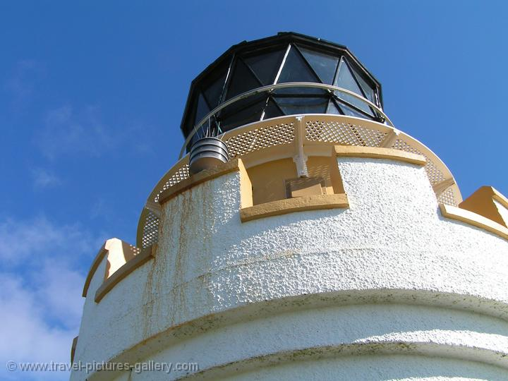 Brough of Birsay, Brough Head lighthouse