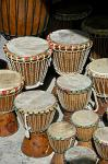 local arts and crafts, Djembe drums