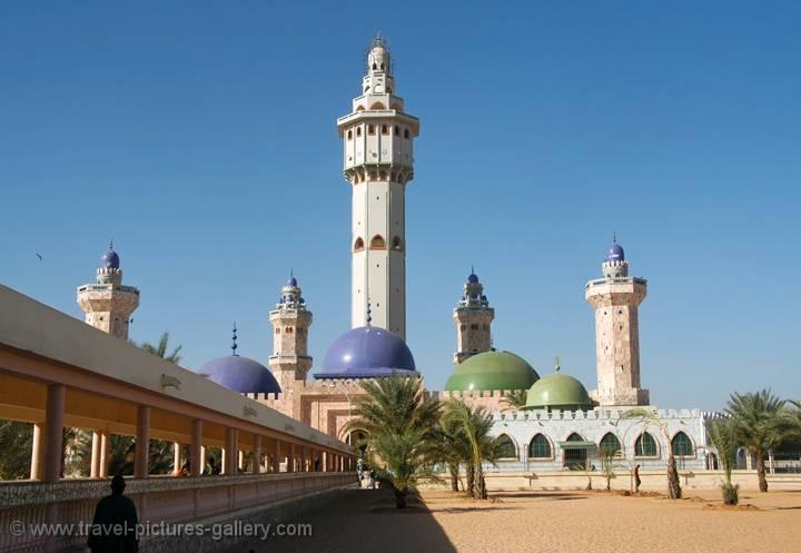 touba sénégal mosquée