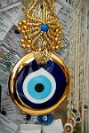 an amulet protecting from the evil eye