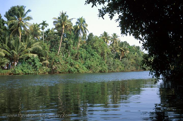 Pictures Of South India Kerala The Tranquil Backwaters Weren Once