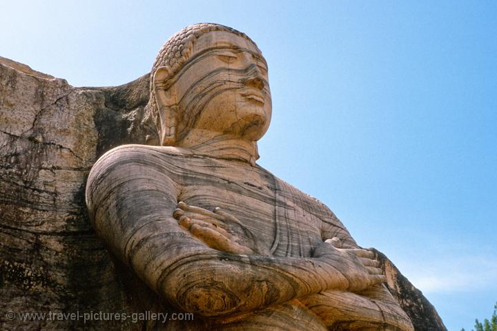 Sri Lanka Buddha Statue