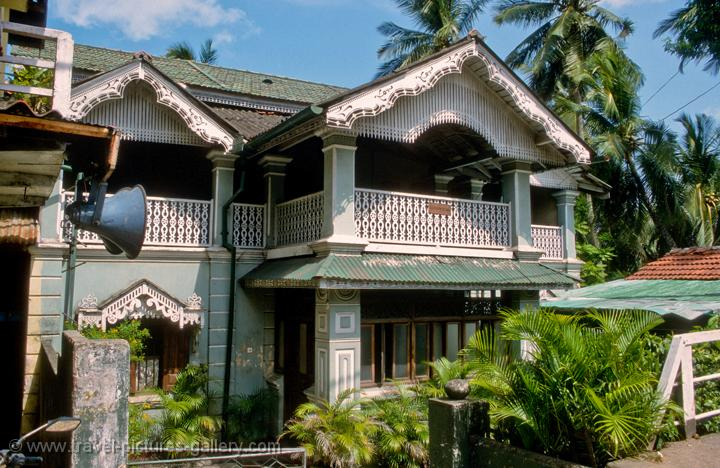 sri lanka house