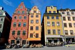 historic houses in Gamla Stan