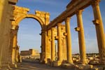 Pictures of Syria - Palmyra, the ancient city, a Unesco World Heritage site