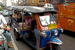 Tuk tuk, local transport