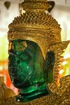 Emerald Buddha at Doi Suthep temple