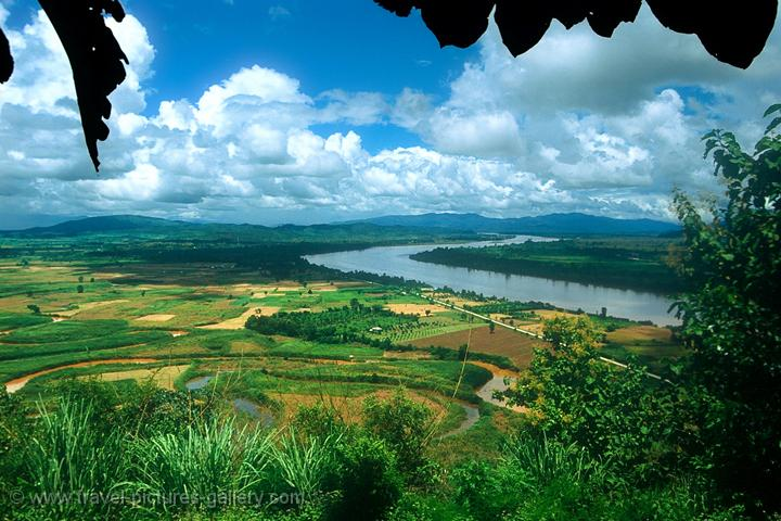 Chiang Saen Thailand  city pictures gallery : Pictures of Thailand the North Chiang Saen the Mekong River ...