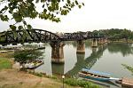 the Bridge over the River Kwai, Thai- Burma Railway, Kanchanaburi