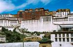 the Potala Palace was named after Mount Potala, the abode of Chenresig or Avalokitesvara