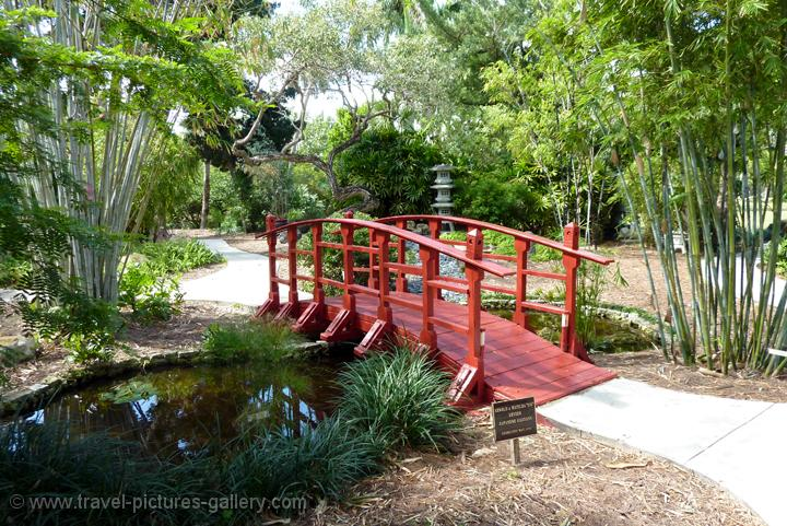 Superbe Japanese Garden, Miami Beach