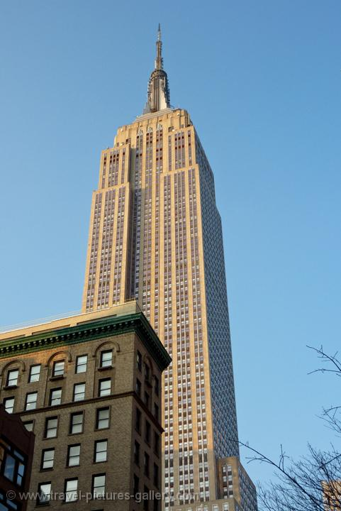 Empire State Building Meters
