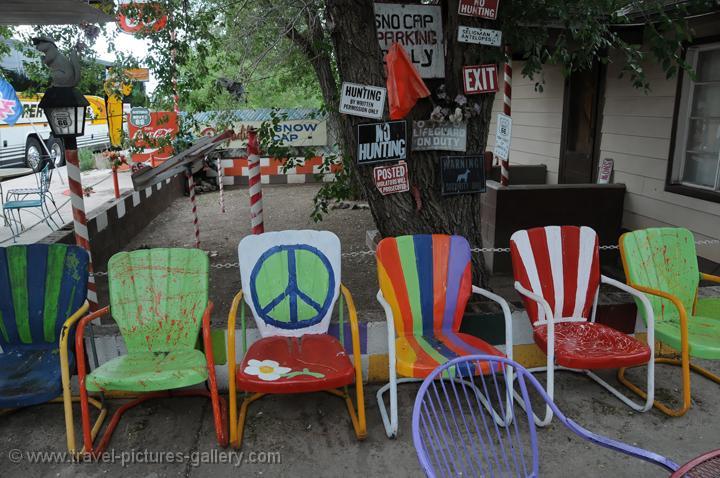 Beau Hippy Furniture Shop, Seligman