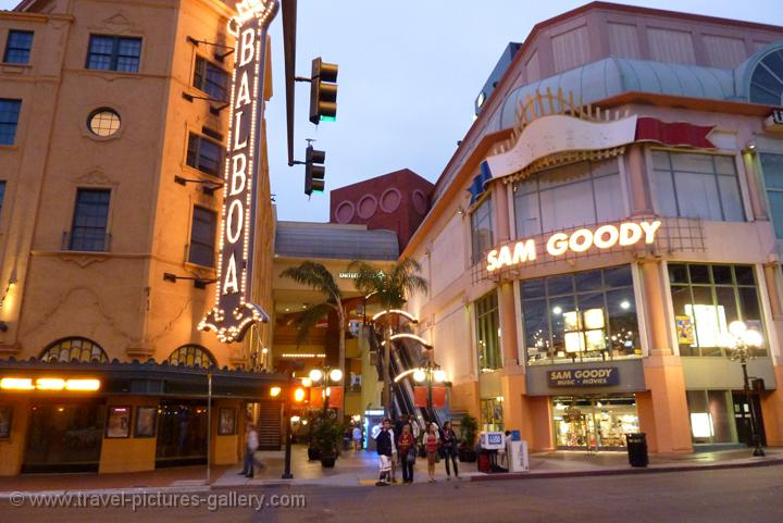 Pictures of the USA - San Diego-0042 - Gaslamp Quarter ...