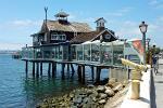 Seaport Village restaurant