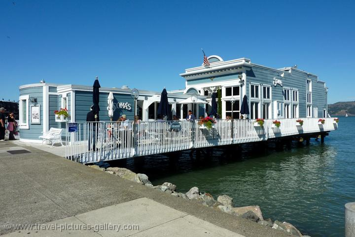 Seaside Restaurant San Francisco