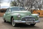 New Mexico- Taos, vintage Buick car